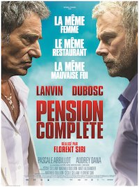 Pension complète poster