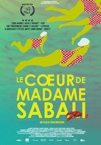 Le coeur de madame Sabali poster
