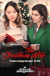The Christmas Note poster