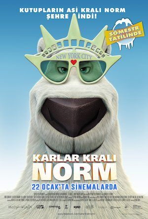 Norm of the North 3385x5000