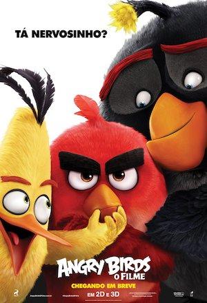 Angry Birds: O Filme 1395x2048