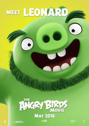 Angry Birds - La Película 776x1100