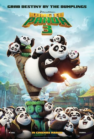 Kung Fu Panda 3 1944x2880