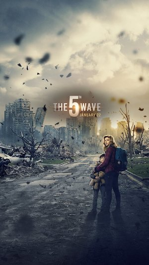 The 5th Wave 720x1280