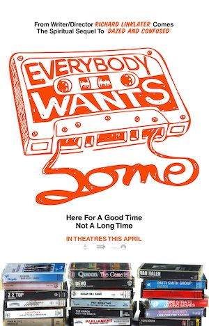 Everybody Wants Some!! 1839x2871