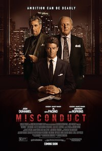 Misconduct poster