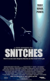 Snitches poster