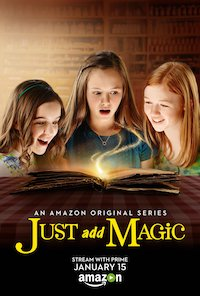 Just Add Magic poster
