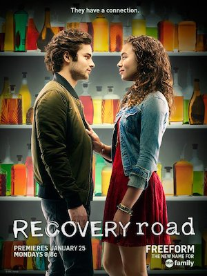Recovery Road 567x756