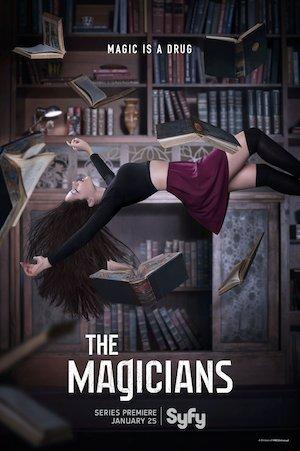 The Magicians 3323x5000