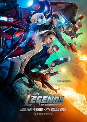 Legends of Tomorrow 900x1260