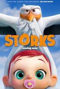 Storks poster