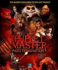 Puppet Master: Axis Termination poster