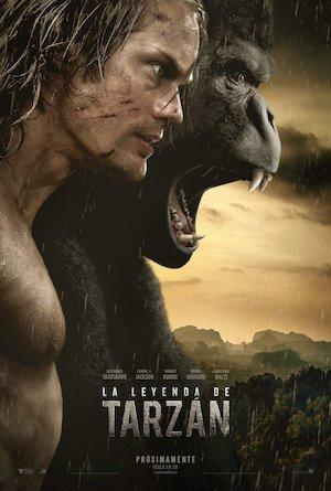 The Legend of Tarzan 2764x4096