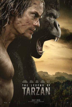 The Legend of Tarzan 1382x2048