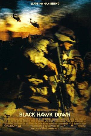 Black Hawk Down 2008x3000