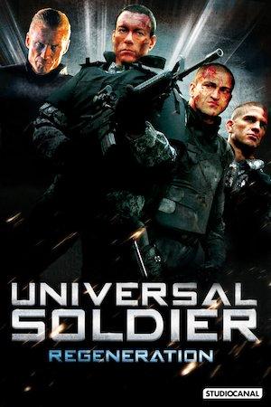 Universal Soldier: Regeneration 1400x2100