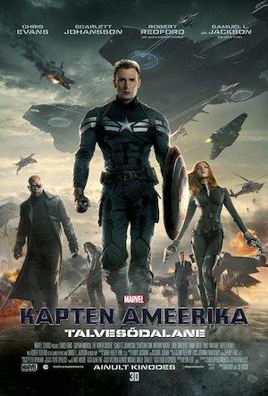 Captain America: The Winter Soldier 480x711