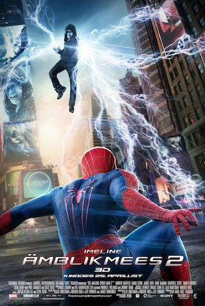 The Amazing Spider-Man 2 568x846