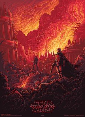 Star Wars: El despertar de la fuerza 2856x3901