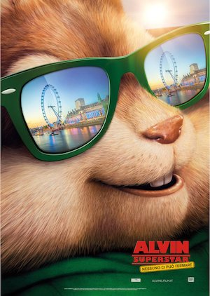 Alvin and the Chipmunks: The Road Chip 1000x1405