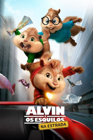 Alvin and the Chipmunks: The Road Chip 1400x2100
