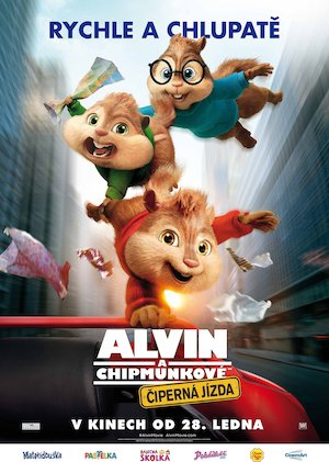 Alvin and the Chipmunks: The Road Chip 1684x2365