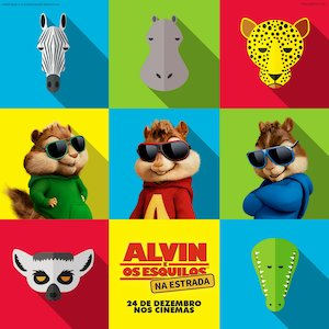 Alvin and the Chipmunks: The Road Chip 1200x1200