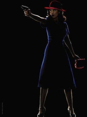 Agent Carter 2363x3150