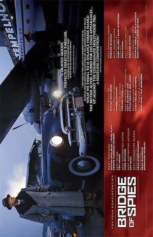 Bridge of Spies 455x700