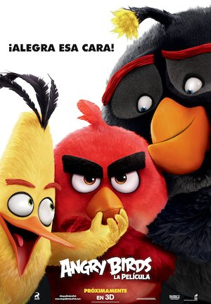 Angry Birds: O Filme 3470x5000
