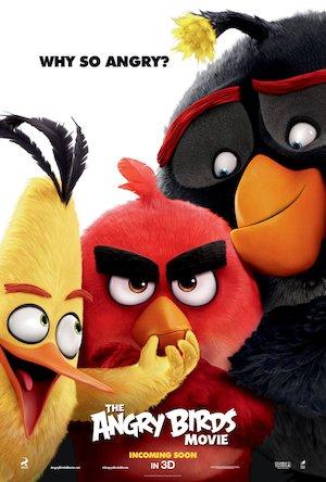 Angry Birds - La Película 1500x2222