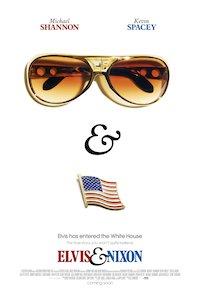 Elvis & Nixon poster