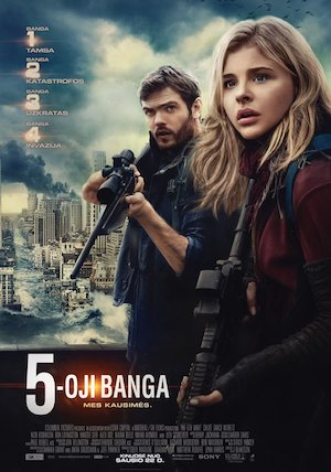 The 5th Wave 596x851