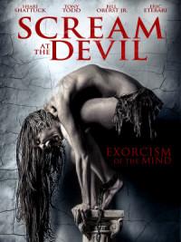 Scream at the Devil poster