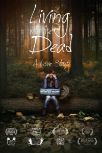Living with the Dead: A Love Story poster