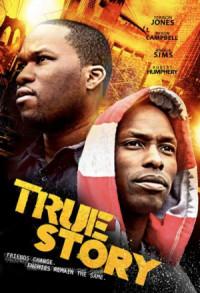 True Story poster