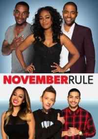 November Rule poster