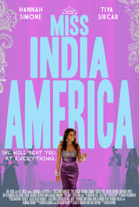 Miss India America poster