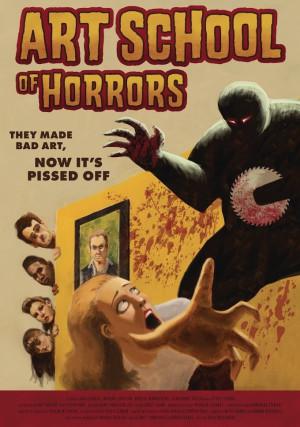 Art School of Horrors 680x968