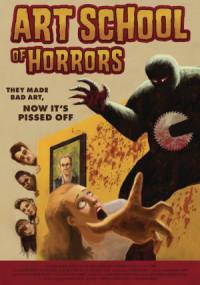 Art School of Horrors poster