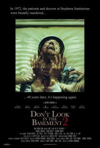 Don't Look in the Basement 2 poster