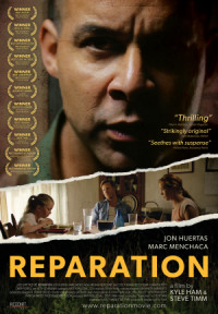 Reparation poster