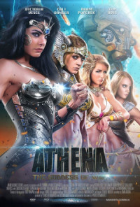 Athena, the Goddess of War poster