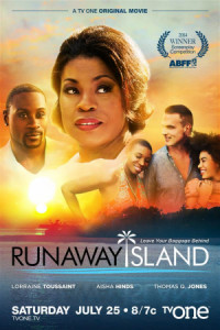 Runaway Island poster