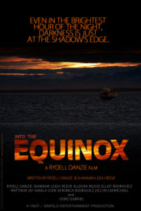 Into the Equinox poster