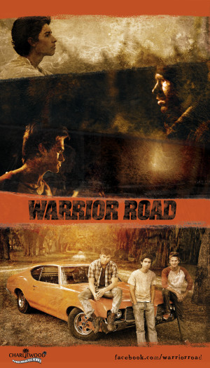 Warrior Road 2400x4200