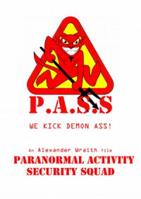 Paranormal Activity Security Squad poster