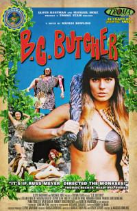 B.C. Butcher poster