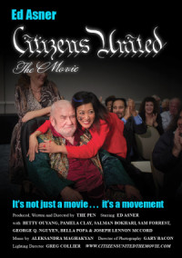 Citizens United poster